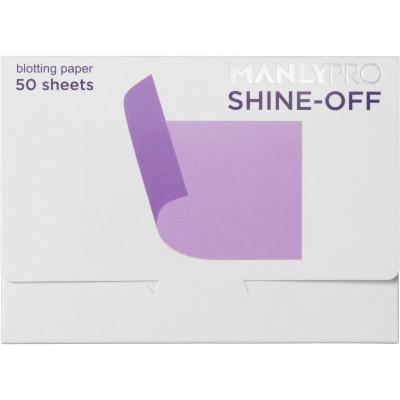 Матирующие салфетки 50 листов Manly Pro МС01: фото