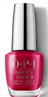 Лак для ногтей OPI Infinite Shine Long-Wear Lacquer PeruBRuby ISLA18: фото