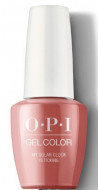 Гель для ногтей OPI GelColor Peru My Solar Clock is Ticking GCP38: фото