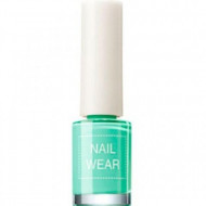Лак для ногтей The Saem Nail Wear 24.Pastel mint 7мл: фото
