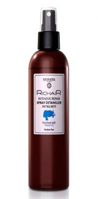 Кондиционер-спрей для облегчения расчесывания с витамином Е Egomania RicHair Intensive Repair 250 мл: фото