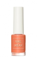 Лак для ногтей THE SAEM Nail wear 96. Orange Coral 7мл: фото