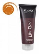 Бальзам оттеночный для волос Kapous Life Color Balm Медный 200: фото