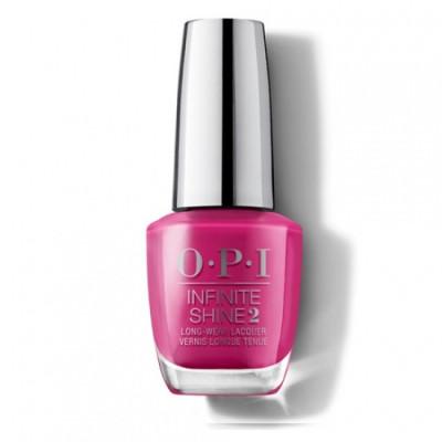 Лак с преимуществом геля OPI INFINITE SHINE ISLT83 Hurry-juku Get this Color!: фото