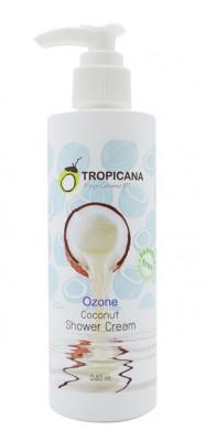 Крем для душа ОЗОН TROPICANA Ozone Coconut Shower Cream 240 мл: фото