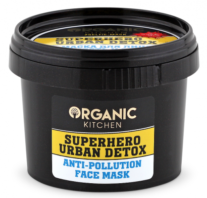 Маска для лица Organic Kitchen